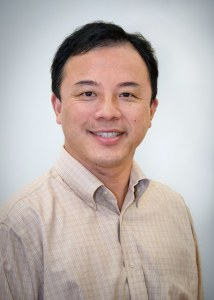 Xiang Zhang, director of Berkeley Lab's Materials Sciences Division. (Photo by Roy Kaltschmidt)