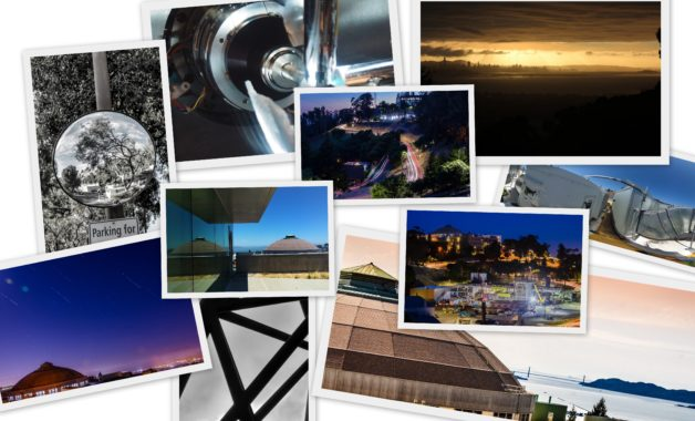 Photo - A collage of winning photos from a Berkeley Lab Employee Photo Contest.