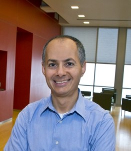 Omar Yaghi, discoverer of MTV-MOFs, is a chemist with Berkeley Lab and UC Berkeley.